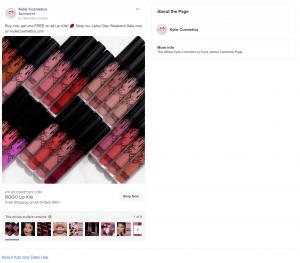 FB ads Add Details
